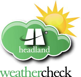 Headland weathercheck logo